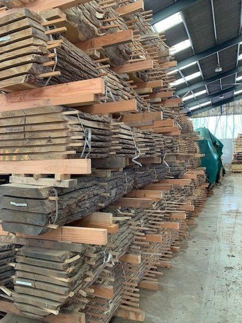 Air Dried Timber