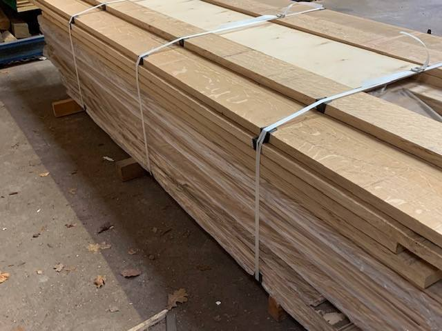 Air and Kiln Dried Boards