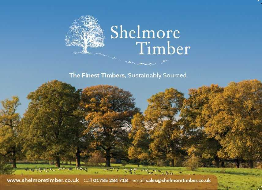 About Shelmore Timber
