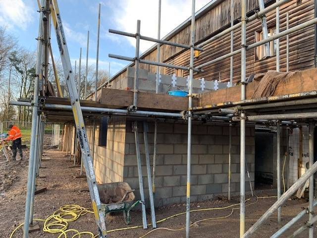 Office Extension week 8