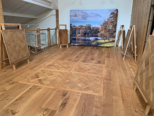 English Oak Engineered Flooring