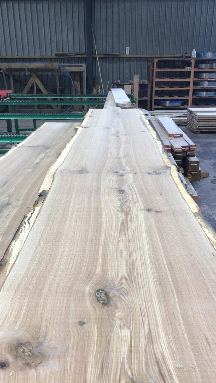 4 Meters Long Oak